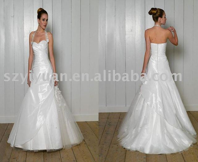 new style wedding gown  yy2858
