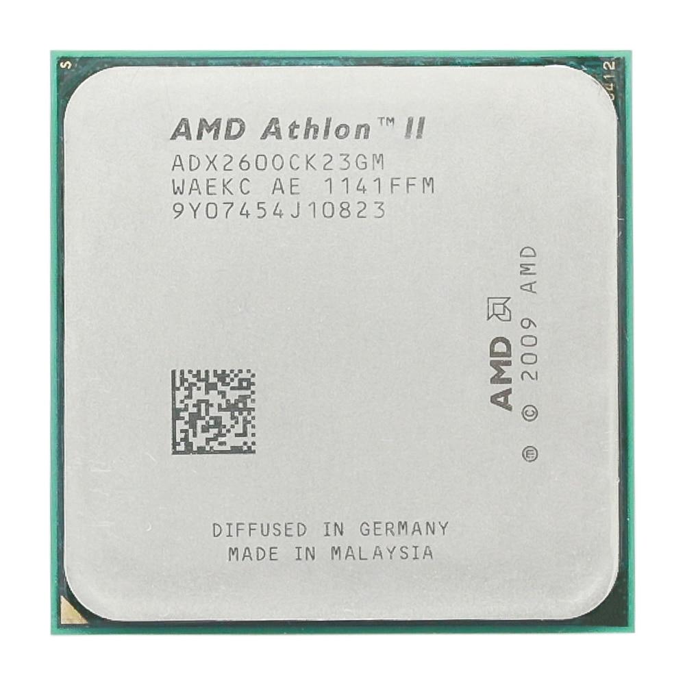 AMD Athlon II X2 260 3.2Ghz/Socket Am3 Am2+/938 Pin/Dual-Core