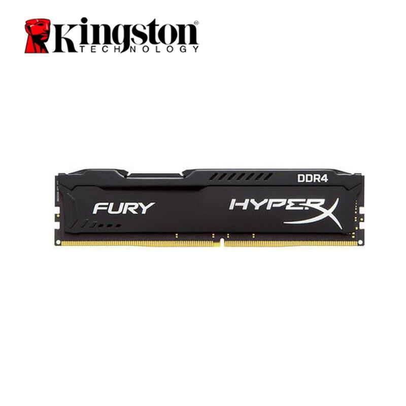 Kingston HyperX FURY DDR4 Memory 2400 8GB At 1.2V, lower power consumption than DDR3 kingston frontenacs at kitchener rangers