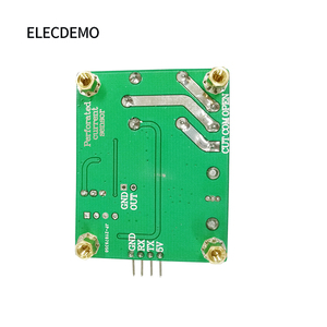 Image 2 - WCS1800 Hall Current Sensor Module DC AC Detection Module 30A Serial Output Overcurrent Protection