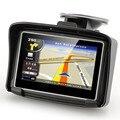 Новая версия 4.3 дюймов 8 ГБ ROM водонепроницаемый мото Bluetooth GPS навигация для мотоциклов мотоцикл новый бесплатные карты