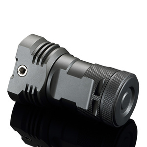 Image 5 - Manker MK34 Powerful Searchlight 8000LM 12x CREE XP G3 LED / 6500LM 12x Nichia 219C LED Flashlight Use 3x 18650 Battery