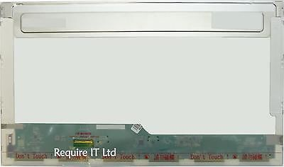 NEW 17.3 inch FHD LED SCREEN MATTE FINISH FOR HP COMPAQ SPS SPARES 592912-3G2