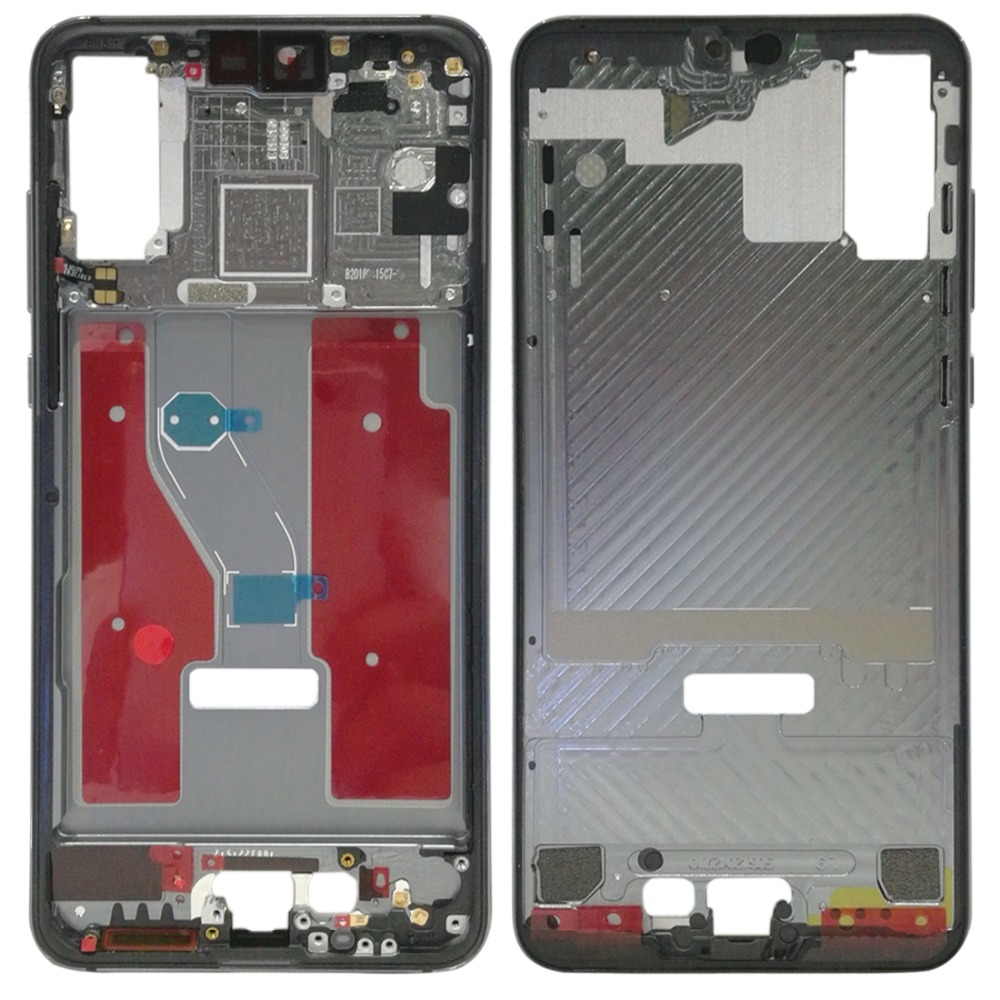 iPartsBuy A Front Housing LCD Frame Bezel for Huawei P20 ProiPartsBuy A Front Housing LCD Frame Bezel for Huawei P20 Pro
