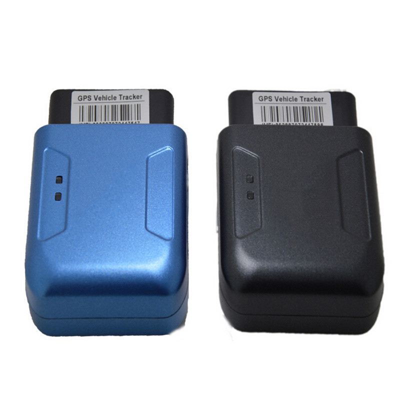GEYIREN Alarm Car-Tracker Gps 306a GPRS Anti-Theft Vibration TK206 Mini Real-Time OBD