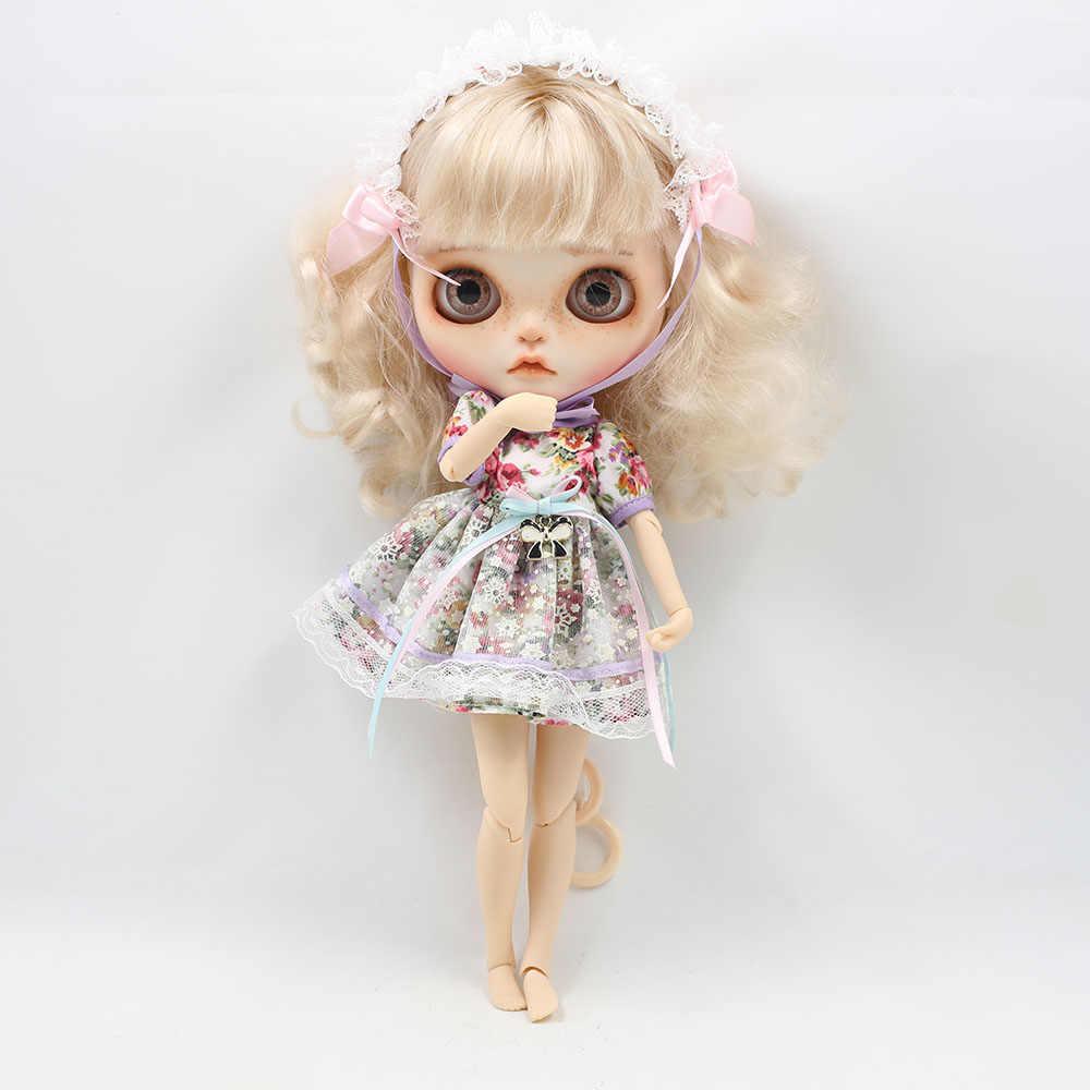 Фабрика blyth Кукла одежда юбка лента для волос подходит для Блит icy licca azone шарнир тела кукла 1/6