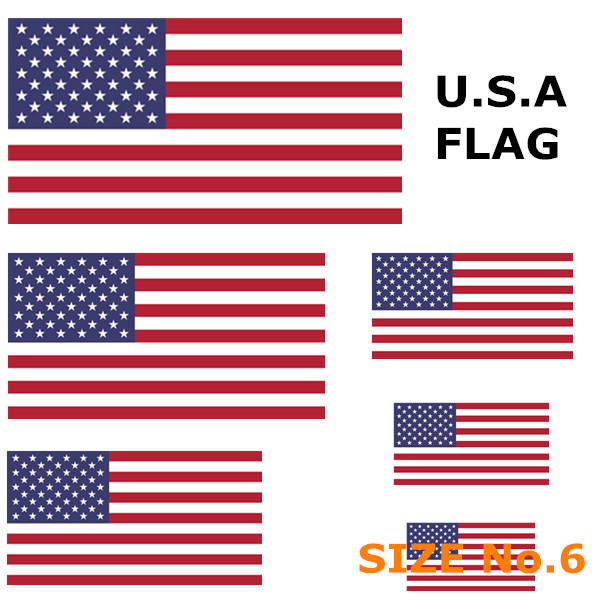 USA Flag for fans Brazil world cup 2014 United States of