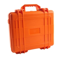 ABS Tools Box Instrument Storage Protective Case Waterproof Shockproof Suitcase Multifunctional Storage Box 41 5 37