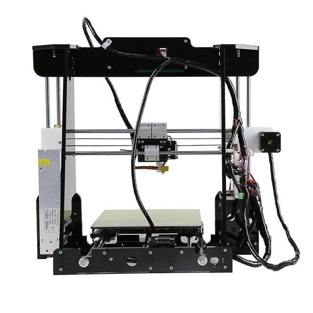 Anet A8 FDM 3D Printer Full DIY Kit Print Size 220x220x240mm High Qualtity nozzle impresora 3d Printer with Filament from Moscow 2