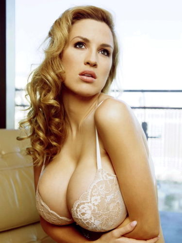 5024 Jordan Carver Sexy Big Tits Hot Model Wall Sticker -5298