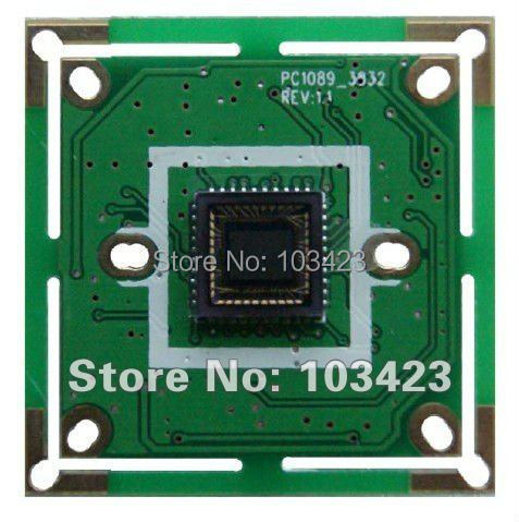 Free Shipping CMOS Board , 600TVL  Camera Board PC1089K, support IR-Cutter