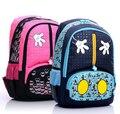 2015 novo design de Moda dos desenhos animados do rato forma bonito mão meninos e meninas da escola saco de crianças mochilas presente das crianças mochila mochila