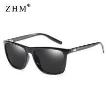 Поляризованные солнцезащитные очки для мужчин модные дизайнерские