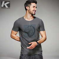 2017 Summer Mens Fashion T Shirts Print White Gray Color Brand Clothing For Man S Short