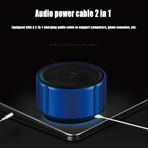 Image 5 - Portable Wireless Bluetooth Speaker With Microphone Radio Music Play Support TF Card Speakers For iPhone Huawei Xiaomi