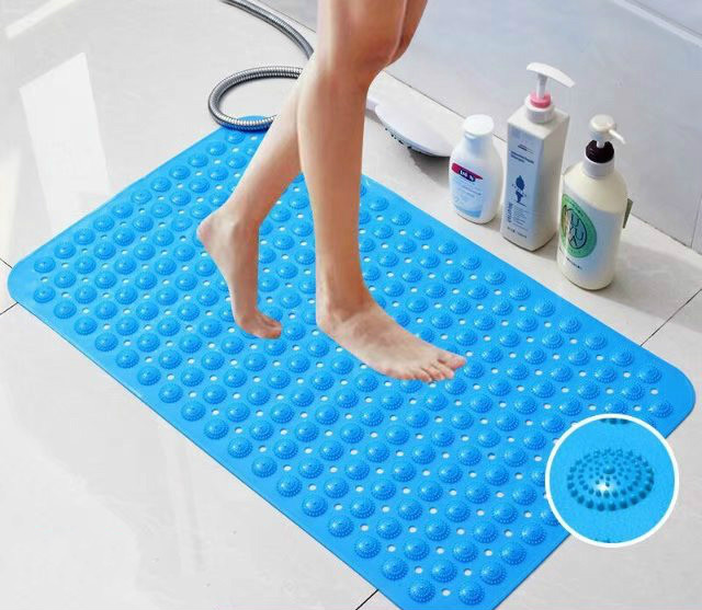 High Quality Pvc Large Bathtub Non Slip Bath Mats With Suction Cups Free Shipping In Mat From Home Garden On Aliexpress Alibaba Group