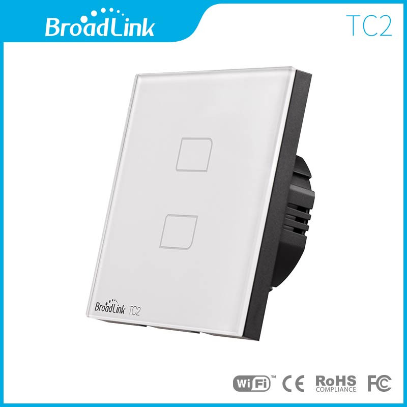 EU-Standard-BroadLink-TC2-220V-2-Gang-Touch-Panel-or-Wireless-Control-Smart-Wall-Light-Switch-1
