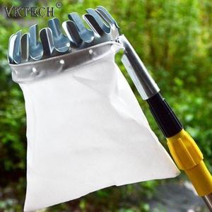 Image 4 - מתכת פירות פיקר מטע גינון אפל אפרסק גבוהה עץ לקטוף כלים פירות לוכד אספן גינון כלים