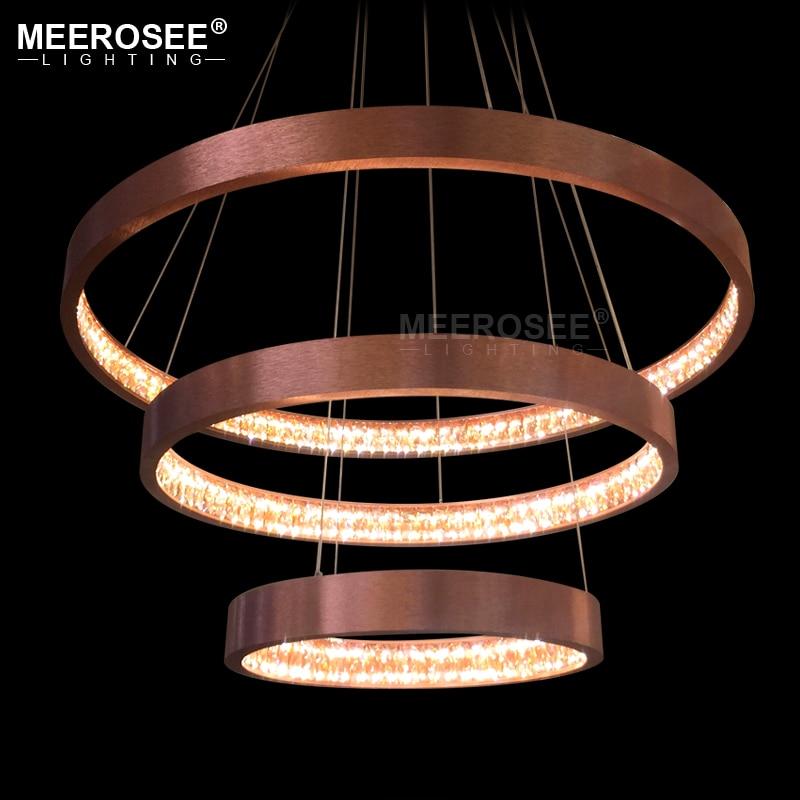 Modern LED Pendant Lights Acrylic Hanging Lamp For