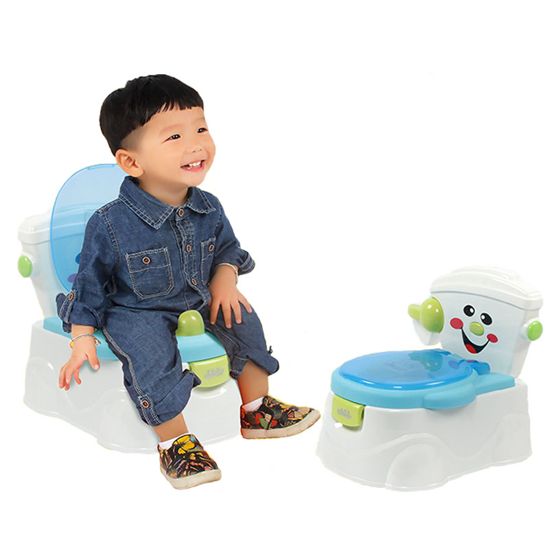 Toilet Baby Potty Training Cute Cartoon Baby Toilet Portable Potty Toilet Infant Potty Infants Toilet Training Chair For Kids potty power
