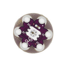 LilyPad Pixel Board WS2812 RGB LED development board Module for Arduino