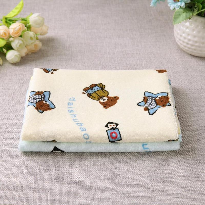 2pcs Baby Waterproof Pads Diapers Mattress Reusable Soft Cotton Changing Covers Mat Children Game Floor Mats