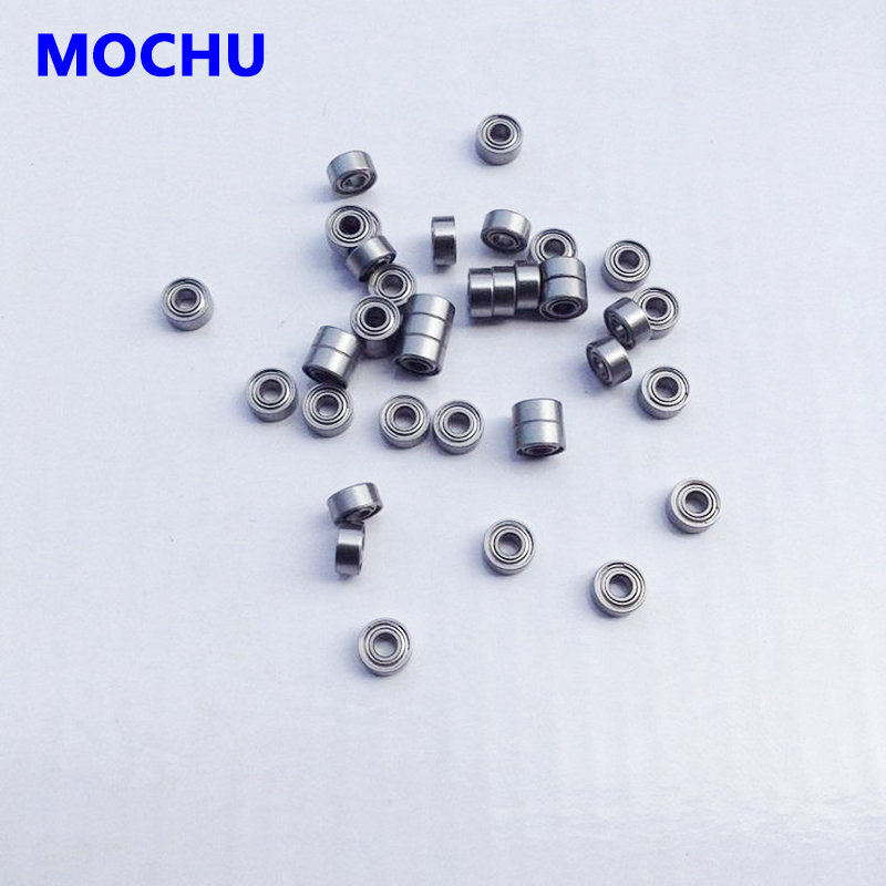 Home Improvement Bearings Imported From Abroad 10pcs 685zz-3 5x11x3 Mm Deep Groove Ball Bearing Miniature Bearing High Quality 685z