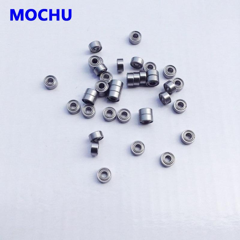 10pcs Bearing 629/3 693Z 693ZZ R-830ZZ MR83ZZ 3x8x4 ABEC-1 MOCHU Shielded Miniature MINI Deep Groove Ball Bearings, Single Row 1pcs 71901 71901cd p4 7901 12x24x6 mochu thin walled miniature angular contact bearings speed spindle bearings cnc abec 7