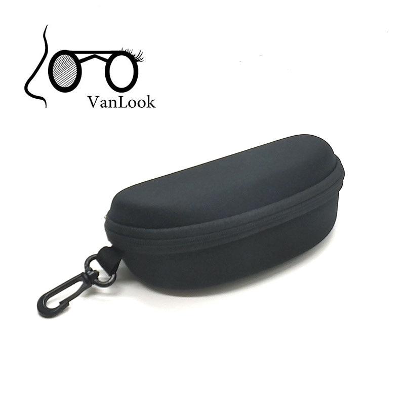 Napszemüvegtokok szemüveghez Kemény napszemüvegek tokok Női férfiak szemüvegtokok napszemüveg kiegészítők műanyag horog