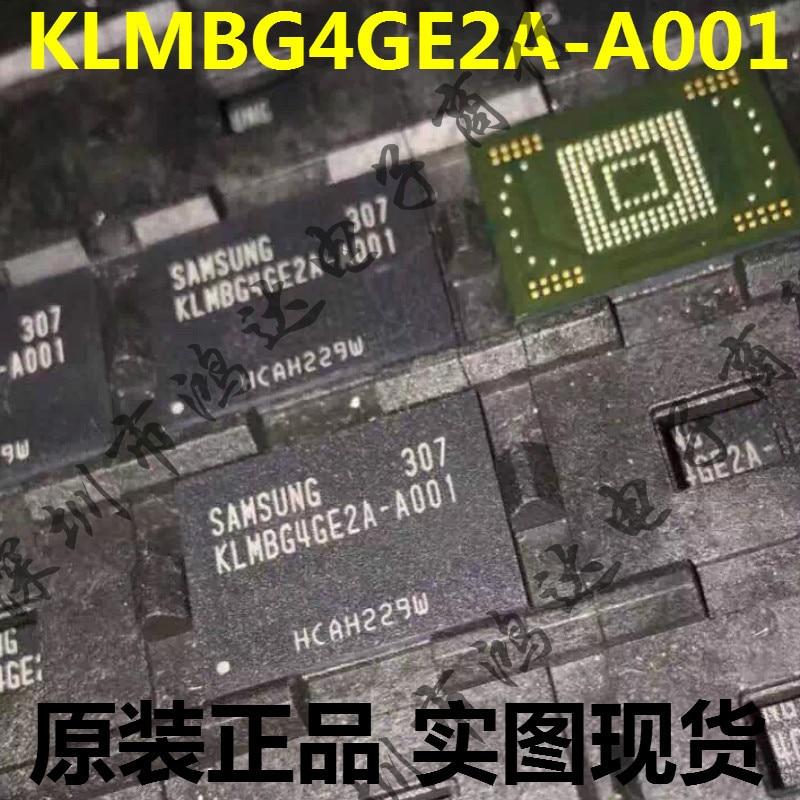 все цены на (1PCS) (2PCS) (5PCS) (10PCS) 100% New original    KLMBG4GE2A-A001  BGA  memory chip   KLMBG4GE2A A001 онлайн
