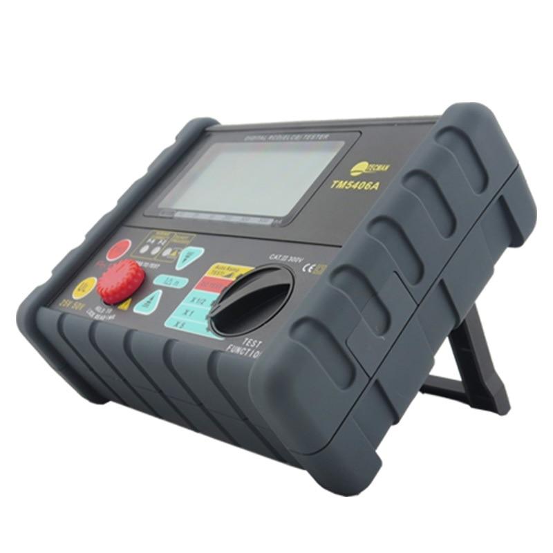 TM 5406a AC monophasé 220 V interrupteur de Protection contre les fuites détecteur de fuite interrupteur testeur