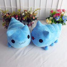 Bugcat Capoo Cosplay Kucing Lucu Biru Anime Mainan Boneka dan Mewah Kartun  Boneka(China) 39e6097445