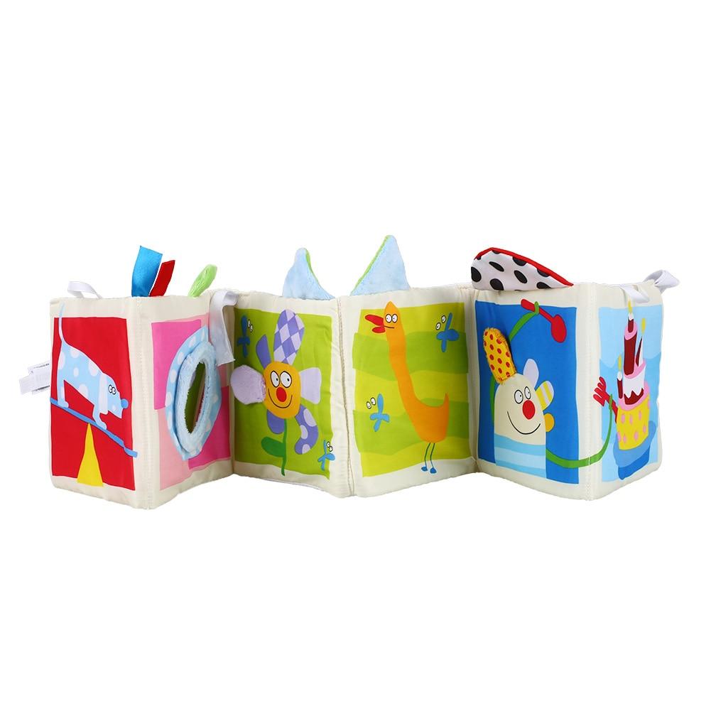 Dog crib for sale philippines - Baby Kids 3d Dog Crib Cloth Cilp On Pram Book Developmen Activity Toys China