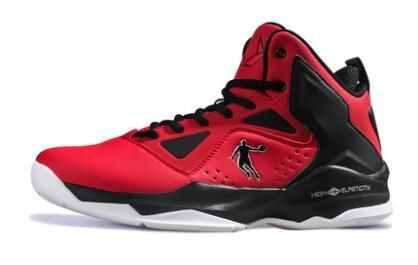 Free shipping 100% authentic Jordan basketball shoes men 2016 new shoes  red, black and