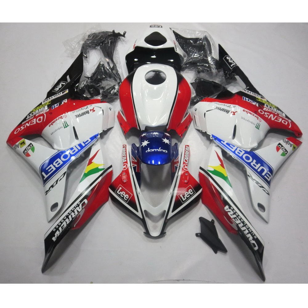Motorcycle Injection Fairing Kit For Honda CBR 600 RR CBR600RR F5 2009 2010 2011 2012 CBR 600RR CBR600 RR Fairings Bodywork Cowl