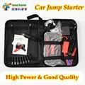 Mini Portátil Carro Saltar de Arranque pacote carregador fonte bateria de Alta Potência do motor do veículo impulsionador de emergência banco de potência