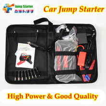 Mini Coche de Arranque Salto Portátil fuente de Alta energía de la batería paquete de banco de energía de emergencia cargador de refuerzo del motor del vehículo