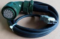 YASKAWA Servo Driver SGDM 60ADA Cable Wire 2m length