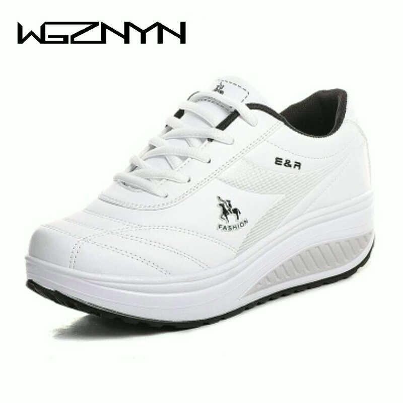 Wgznyn Plataforma Comprar Cuñas Zapatillas De Mujer Zapatos MLzVUqSGp