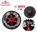 Sunracing 11 Speed CSMX80 кассетные звездочки для горного велосипеда подходит Shimano SRAM 11-50T