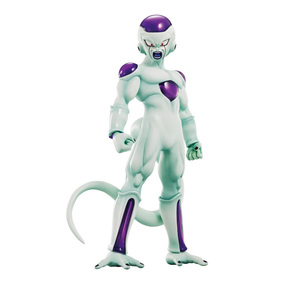 MegaHouse Dimension of DOD Dragon Ball Z Action Figures Frieza Freezer Combat Edition Dragon Ball Figurine Collectible Brinquedo