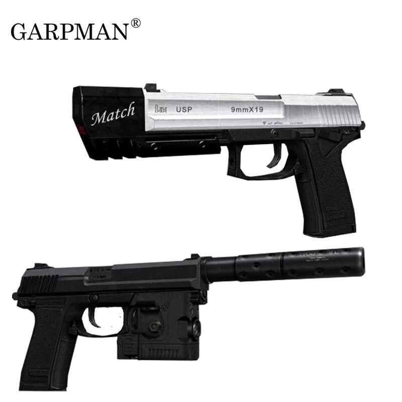 Diy 1 2 Scale Hitman Walther Wa 2000 Sniper Rifle Gun Paper Model