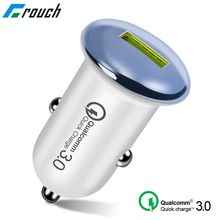 Mini USB Car Charger 18W Quick Charge 3.0 Car-Charger For iP
