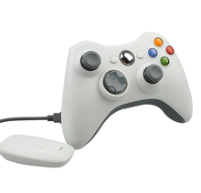 Новые Беспроводной геймпад для Microsoft для Xbox 360 игровой консоли пульт дистанционного управления + питание USB Порты и разъёмы для PC Гарантировано 100%