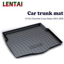 car trunk mat for volvo s80 ii 2006 2016 sedan element nlc5005b10 EALEN 1PC Car rear trunk Cargo mat For Chevrolet Cruze Sedan 2015 2016 2017 2018 Car Boot Liner Tray Waterproof Anti-slip mat