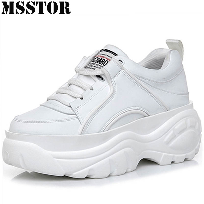 MSSTOR Height Increasing Womens Running Shoes Athletic Walking Ladies Sneakers Casual Fashion Female Sport Shoes Woman BrandMSSTOR Height Increasing Womens Running Shoes Athletic Walking Ladies Sneakers Casual Fashion Female Sport Shoes Woman Brand