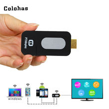 Colohas Wifi PTV Display Dongle Adapter Output with HDMI Interface HDTV Projector Support Miracast DLNA AirPlay for Tablet