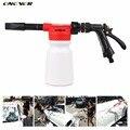 Lavador de carros de Alta Presión Nieve Foamer Foamaster Profesión Pistola de Espuma de Lavado de Limpieza de Coches Pistola de Agua Pistola de Agua de Jabón Champú Rociador