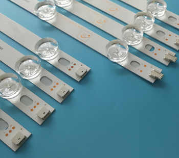 "8pcs/set New Led Strip for LG Innotek Pola2.0 39"" A B Type Pola 2.0 39LN5100 39LN5400 39LN5300 HC390DUN-VCFP1"