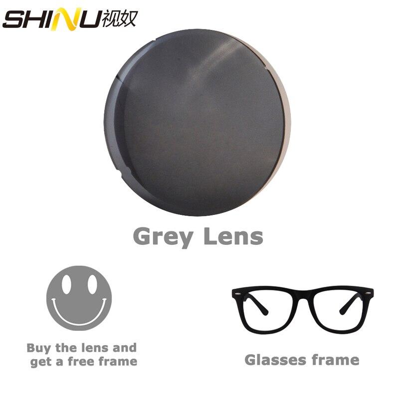Verres de Prescription polarisés lentilles myopie lunettes lentilles femmes hommes miroir lunettes de soleil lentilles couleur Prescription lunettes